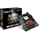 Asrock N68-gs4 R2.0 Fx Nvidia Geforce 7025 Socket Am3+ Ddr3