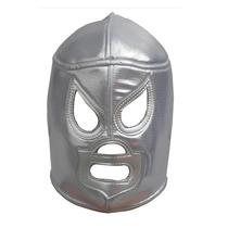 Mascara Del Santo Enmascarado De Plata
