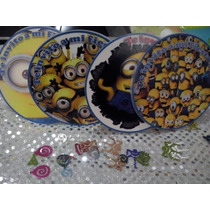 Invitacion Mi Villano Favorito, Minion