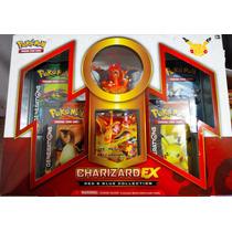 Pokemon Cartas Tcg Charizard-ex Collection 20 Aniversario