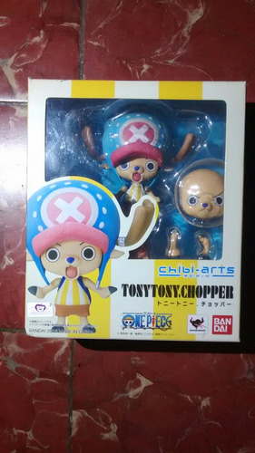 Figura Tony Tony Chopper Chibi Arts Bandai