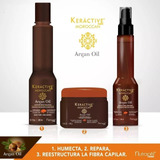 Kit Argan Oil Nutrapel 3 Pzs Moroccan