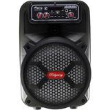 Bafles Amplificado 8 Pulgadas Bluetooth Ridgeway 811 Mayoreo