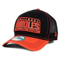 Orioles Baltimore New Era Gorra Mlb Mod Trip Trucker Nueva