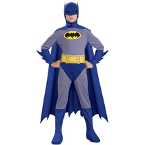 Batman Costume Niños - Niño Niños Superhéroe Vestido De Lujo