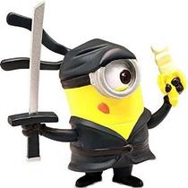 Despicable Me 2 - Minion Ninja - Figura Articulada
