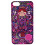 Carcasa Rigida Distroller Hc Virgen Morado Iphone 5 Ginga