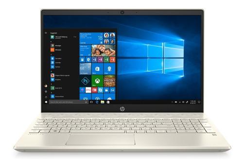 Laptop Hp Pavilion 15-cw1012la Amd Ryzen 3 Ram 12 Gb Dd 1 Tb