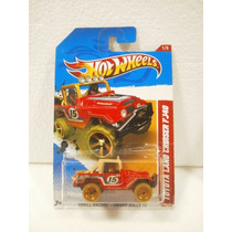 Hot Wheels Toyota Land Cruiser Fj40 Rojo 186/247 2012 Tl