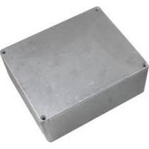 Caja/chasis Para Pedal De Guitarra De Aluminio 1590xx