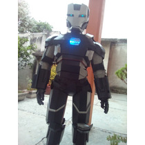 Disfraz Traje Cosplay Warmachine Civilwar Infantil