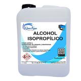 Alcohol Isopropílico  99.8% Puro Quimiklean 5 Litros