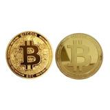 Bitcoin Nueva Edición 2020 De Colección 24k Criptomoneda