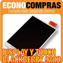 Display Y Touch Blackberry 9800 Negro 100% Nuevo!!!!!!!!!!!!
