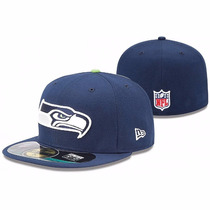 Gorra New Era On Field 59fifty Seattle Seahawks 7 1/4
