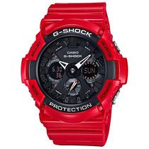 Reloj Casio G Shock Ga201 - Resistencia Magnetica - Cfmx