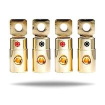 Installgear 1/0 Awg Calibre Terminales De Anillo Tornillo De
