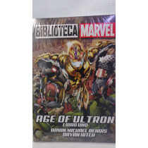 Age Of Ultron Libro 1 Biblioteca Marvel Vol.17