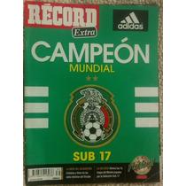 Revista Record, Mexico Campeon Sub-17, Año 2011