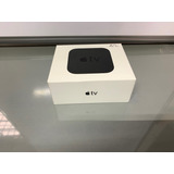 Caja Para Apple Tv Original Con Manuales Y Sticker