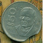 50 Pesos Juarez Bite 1987