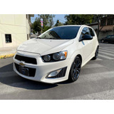 Chevrolet Sonic 2015 1.4 Sonic - Rs L4 T Man At
