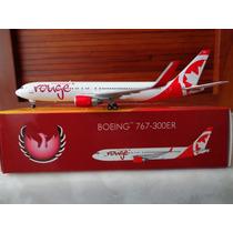 Avion Boeing 767-300(w) Air Canada Rouge 1:400 Gemini Jets