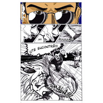 Ilustrador Tu Historia En Comic! Hacemos Manga Historietas