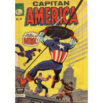 Capintan America Numero 20 La Prensa