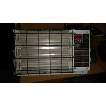 Sistema De Panel Para Terapia Con Luz Ultravioleta.