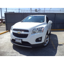 Chevrolet Trax Ltz 2015 Demo 1.8 Turbo Blanca