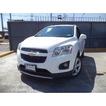 Chevrolet Trax Ltz 2015 Demo 1.8 Turbo Blanca