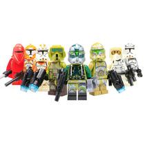 Set De Star Wars Tropper Tropas Compatibles Con Lego