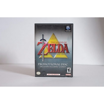 The Legend Of Zelda Collector´s Edition Para Gamecube