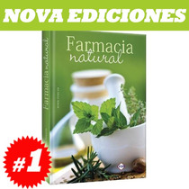 Libro Sobre Farmacia Natural 1 Tomo