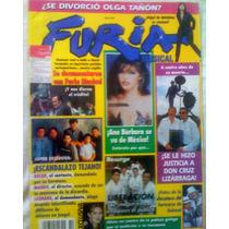Revista Olga Tañon Ana Barbara Alicia Villareal La Mafia.