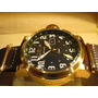 Invicta Men's 18888 Aviator Stainless Steel Watch Leather