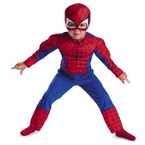Disfraz Spider Man Disguise Marvel Spider-man Toddler Muscle