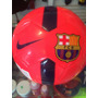 Balon Nike 100% Original Barcelona España Num 5 Color Coral