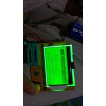 Capacitometro , Diodo, Transistor Tester