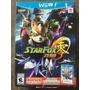 Star Fox Zero + Star Fox Guard Nintendo Wii U Nuevo Sellado