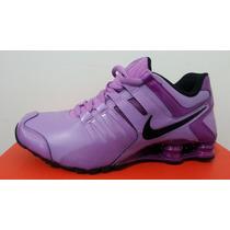 Tenis Nike Shox Current - 24.5 Cm - 4.5 Mx 100% Nuevos