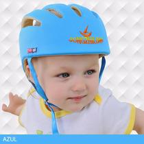 Casco Bebes Baby Helmet Cabeza Seguridad Amortiguar Golpes