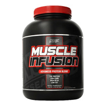 Muscle Infusion Nutrex 5 Libras Sabor Chocolate