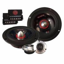 Set De Medios Db Drive P3 6k 250w 2 Vias Calidad De Sonido