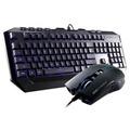 Kit Cooler Master Mouse Y Teclado Devastator Gaming