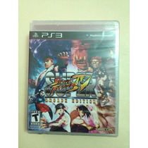Super Street Fighter Iv Arcade Edition Play Station 3