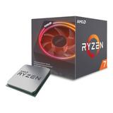 Procesador Amd Ryzen 7 2700x 3.7ghz 8 Cores Socket Am4
