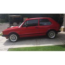Volkswagen Caribe 3p Gt 1986