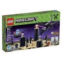 Lego Minecraft 21117 El Ender Dragón